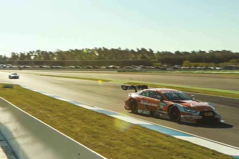 奧迪RS 5 DTM