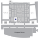 Floorplan of the ESCRS 2018 in Vienna