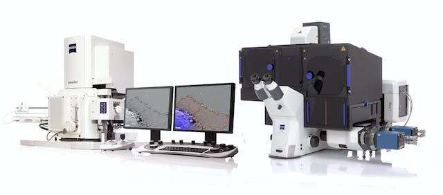ZEISS ZEN Shuttle & Find with Elyra 7 and GeminiSEM
