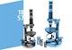 1857 Bau des ersten zusammengesetzten Mikroskops von Carl Zeiss