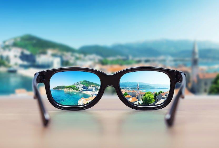 verificați vederea și cumpărați ochelari viziune de la vodcă