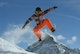 A convenient alternative for skiing and water sports: sports eyewear with your prescription or daily contact lenses.