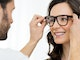 If you've started having trouble with your vision, contact your eye care professional immediately.