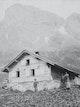 Fluorite harvesting grounds in Oltschikopf near Brienzwiler (Switzerland) circa 1901