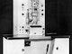Elektrostatisches AEG-ZEISS Transmissions-Elektronenmikroskop EM 8.