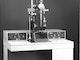 EM 109 Elektronenmikroskop mit einer Außenphotographieeinrichtung TFP-System (Trans-Faser-Photographiesystem).