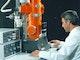 EM 902 mit abbildendem Elektronenenergie-Filter erzeugt als erstes Gerät auf dem Markt hochauflösende Elementverteilungsbilder.