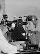 Funduskamera nach Hans Littmann mit telezentrischem Strahlengang: ermöglicht genaue Vermessung von Objekten auf dem Augenhintergrund.