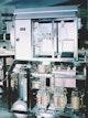 Xenon-Lichtkoagulator nach Meyer-Schwickerath, das erste lichtchirurgische Gerät der Welt und Vorläufer ophthalmologischer Laser.