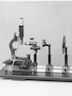 Invention of the ultramicroscope by Henry Siedentopf and Richard A. Zsigmondy