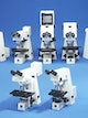 """ZEISS unveils a new generation of microscopes – the """"pyramids"""": the design includes special features of the Axioplan, Axiophot, and Axiotron: ICS (Infinity Color Corrected System) and SI (System Integration)"""