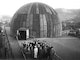 1923: 16-meter dome is completed on the roof of theZeiss Works in Jena