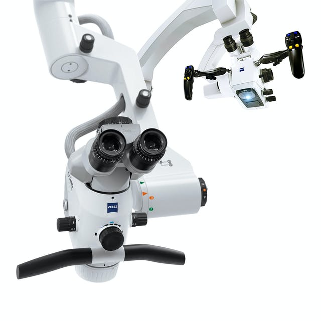 TIVATO 700 and EXTARO 300 from ZEISS for ENT surgery