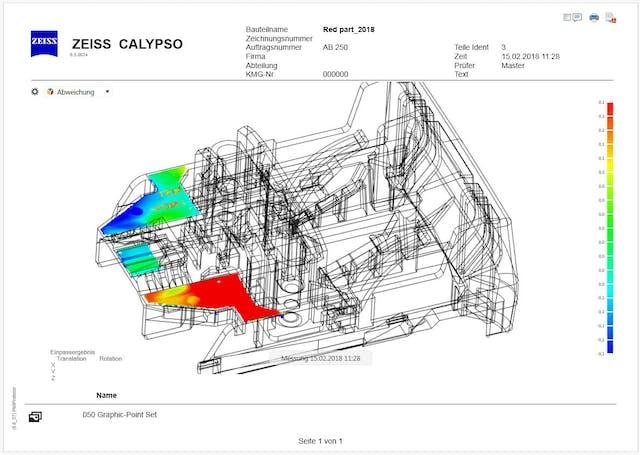 ZEISS CALYPSO News