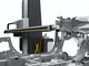 Thanks to the integrated control of ZEISS CARMET, the number of interfaces and space requirements are reduced, and the installation process is speeded up