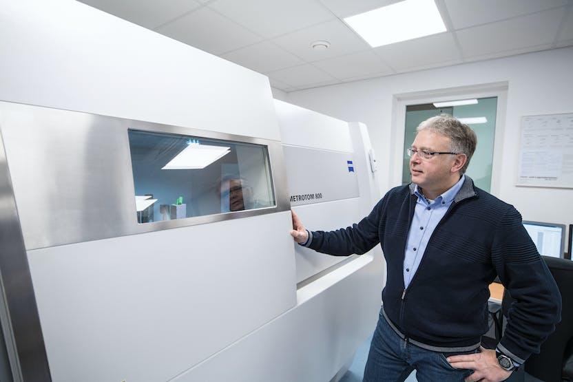 蔡司工业CT助力ODW-ELEKTRIK取得成功