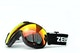 Ski goggles with ZEISS lenses: Safety first