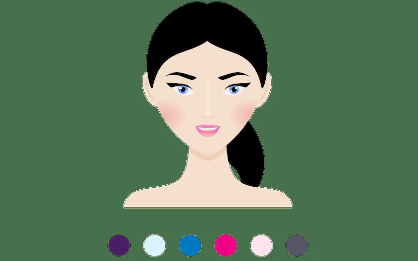 A tél típus bőrszíne az olíva és a sötétbarna között bármi lehet e982026872