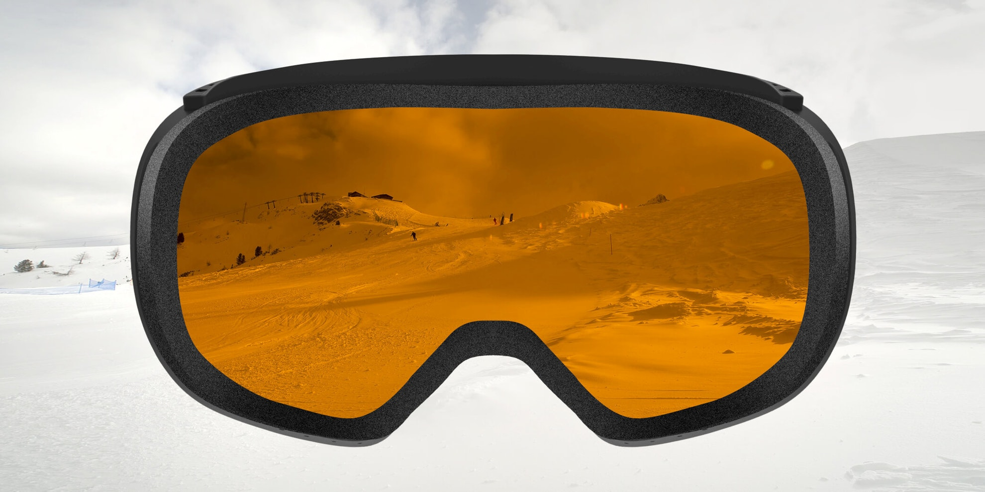 ZEISS interchangeable goggles with SONAR colour technology