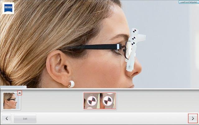La semplice e intuitiva interfaccia utente consente un facile azionamento direttamente dallo schermo di un PC.